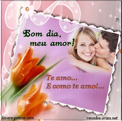 Mensagem De Bom Dia Romantica | Frases De Bom Dia Para Namorada