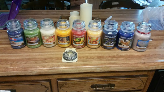 Yankee Candle Summer SAS Haul #1