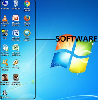 Contoh Software atau Perangkat Lunak Aplikasi