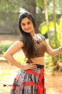 Telugu Actress Priyanka Pallavi Stills at Nenostha Release Press Meet  0110.JPG