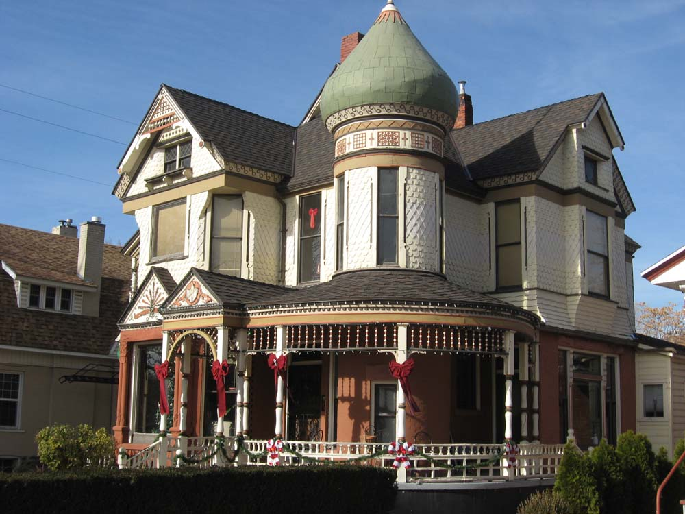 Ogden insights victorian houses front porches and - What is a victorian house ...