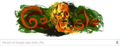 Google doodle affandi