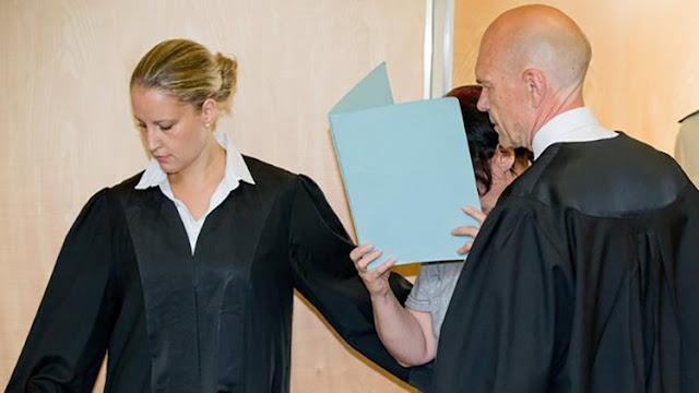 """""""Matabebés"""" alemana va a la cárcel sin poder enumerar a cuántos de sus hijos mató"""