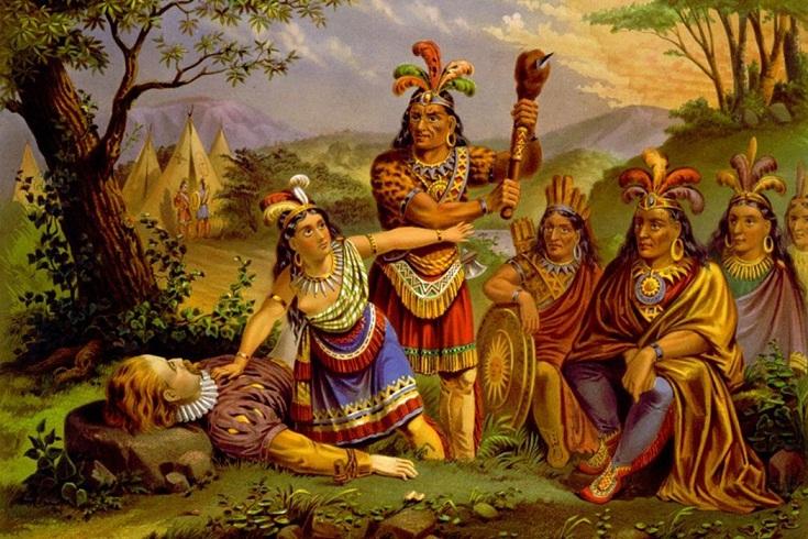 Pocahontas, Tokoh Fiksi yang Benar-benar Ada