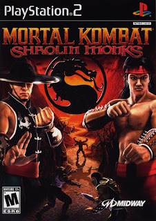 Mortal Kombat: Shaolin Monks [ Ps2 ] { Torrent }