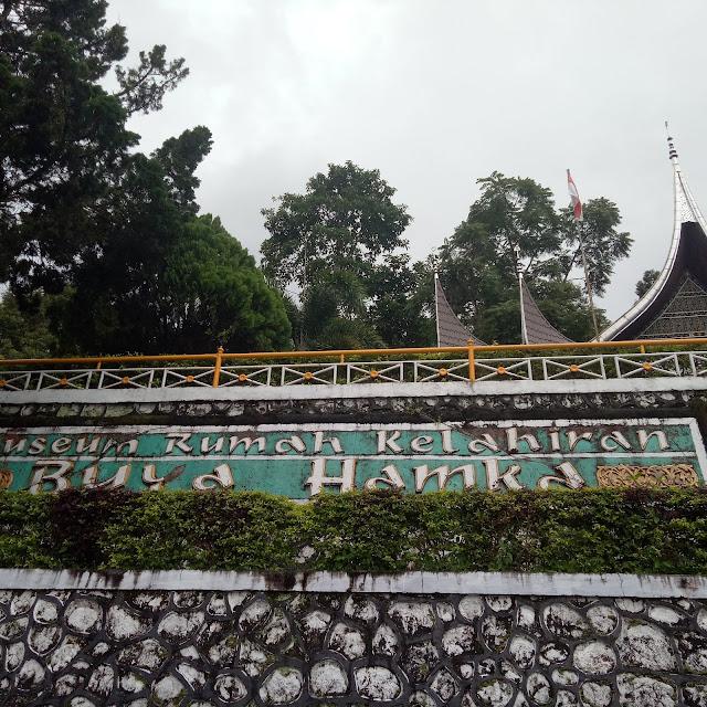 Rumah Buya Hamka