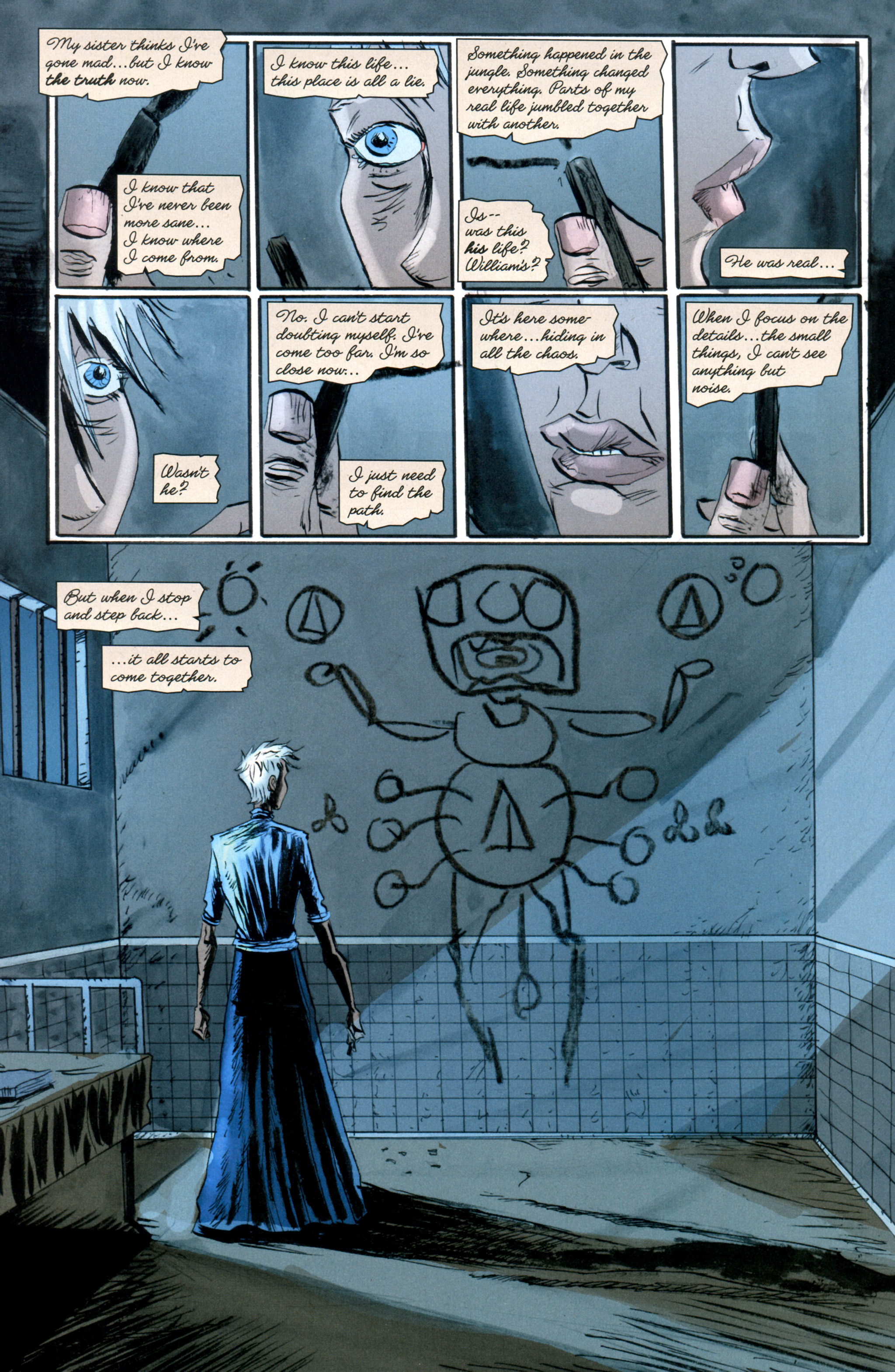 Read online Trillium comic -  Issue #6 - 11