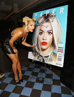 Rita Ora, PAPER + DKNY 17th Annual Beautiful People Party New York