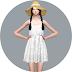 Natural Sleeveless Dress_내추럴 민소매 원피스_여자 의상