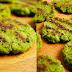 Kotleciki z zielonego groszku (4 składniki)