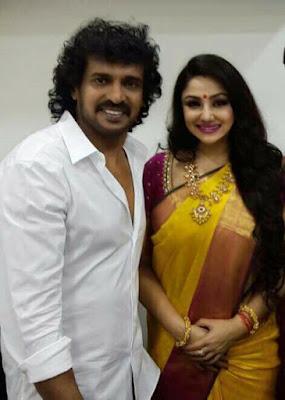 Priyanka and Upendra