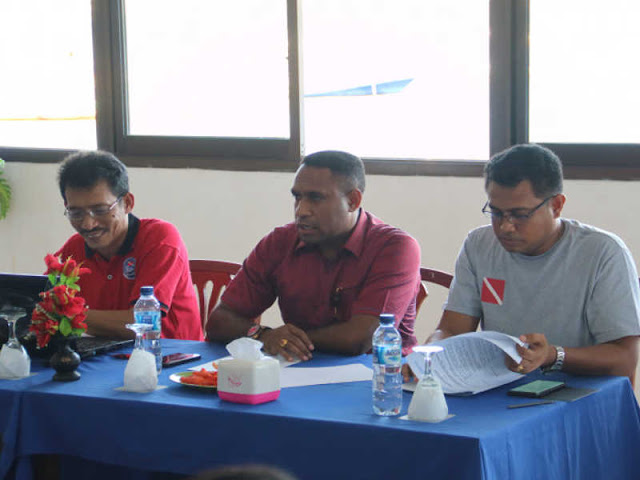 Pengprov POSSI Papua Gelar Rapat Perdana