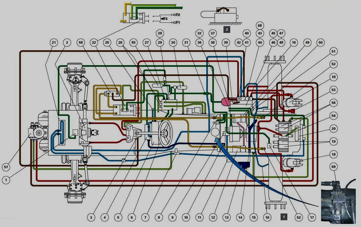 medium resolution of case 990 tractor starter switch wiring diagram
