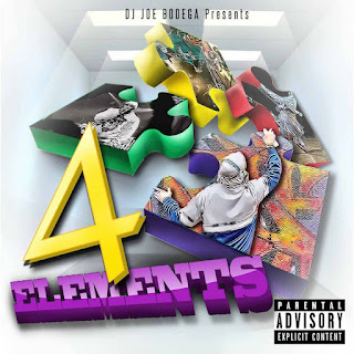 DJ Joe Bodega - 4 Elements (2016) - Album Download, Itunes Cover, Official Cover, Album CD Cover Art, Tracklist