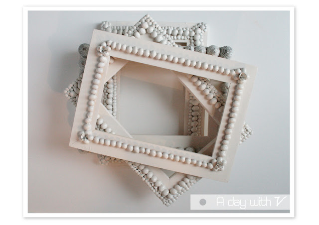 DIY frame by V