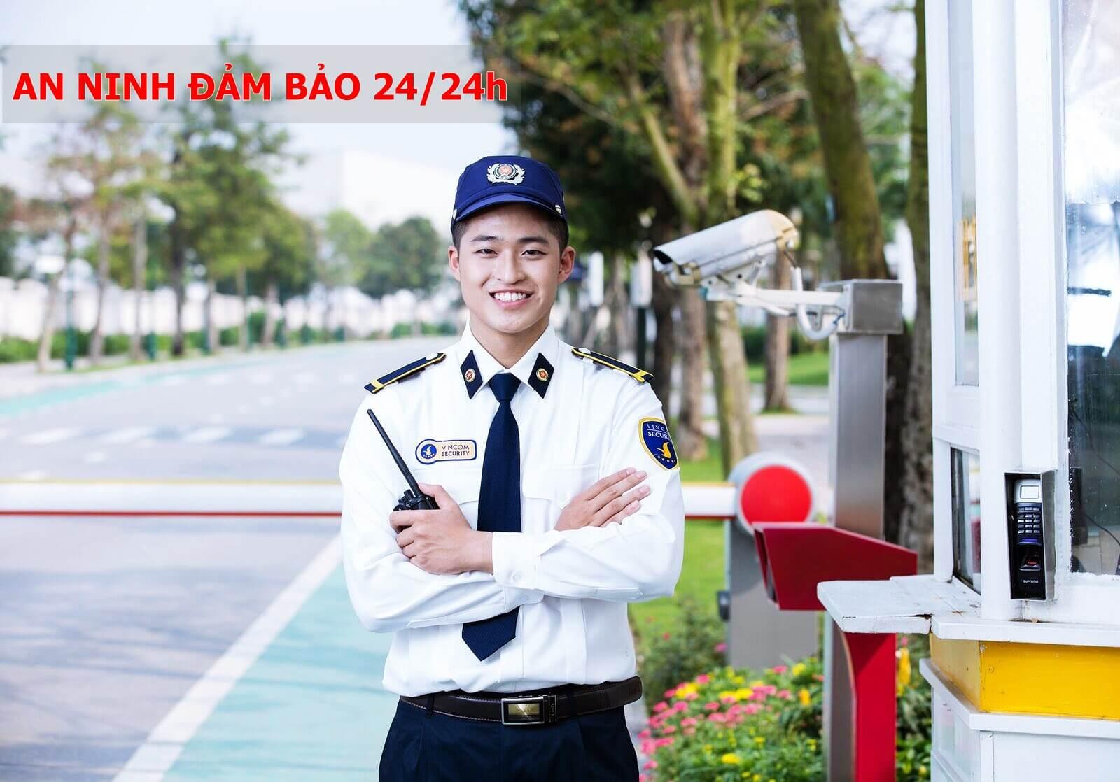 Hệ thống an ninh giám sát đảm bảo 24h/24h tại chung cư Xuân Mai