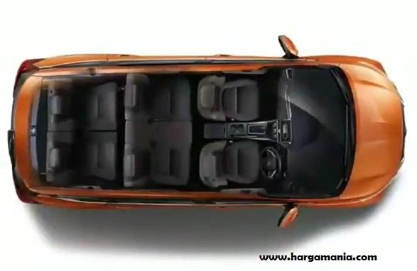Desain Nissan Livina 2019
