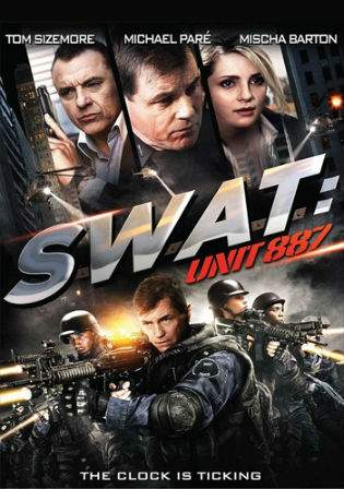 SWAT Unit 887 (2015) BRRip Hindi Dubbed 300MB Dual Audio 480p Watch Online Full Movie Download bolly4u