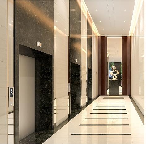 Thang máy văn phòng Discovery Complex 302 Cầu Giấy