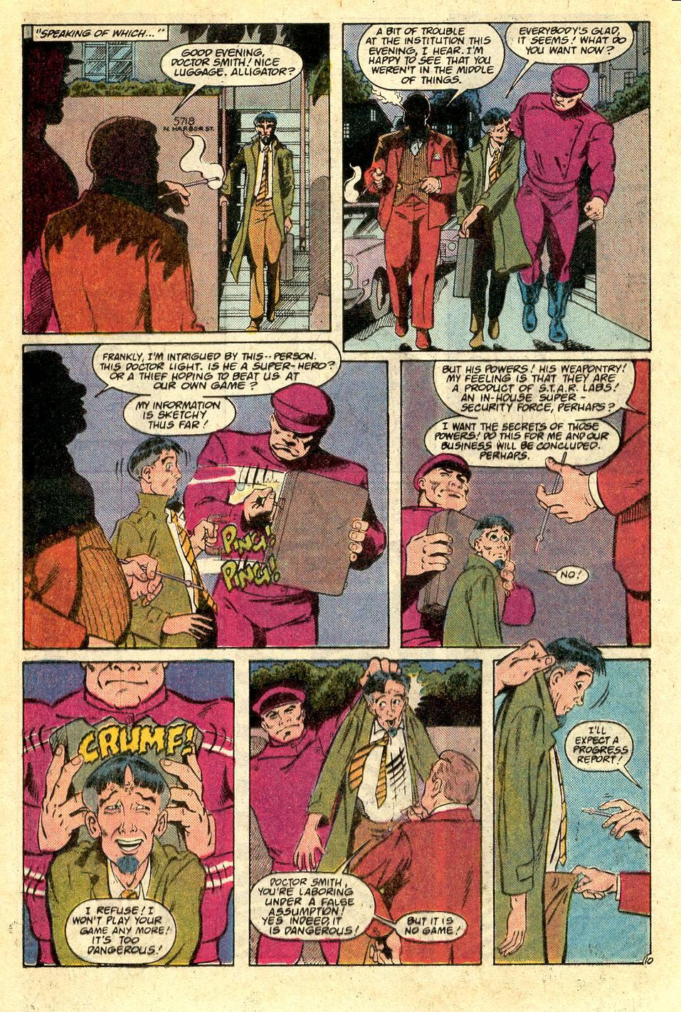 Read online Secret Origins (1986) comic -  Issue #37 - 32