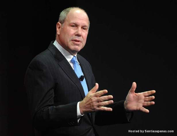 Michael Eisner, May 1, 1989