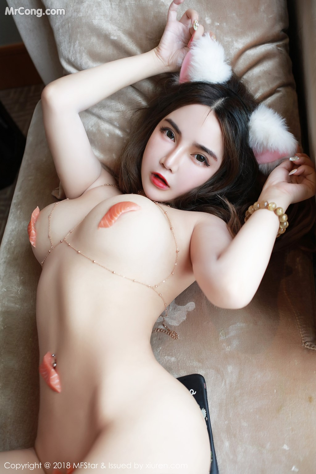 Image MFStar-Vol.157-Wen-Xinyi-MrCong.com-005 in post MFStar Vol.157: Người mẫu Wen Xinyi (温心怡) (32 ảnh)
