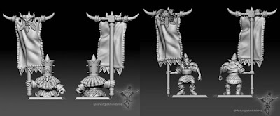 Update 10mm and 28mm Dwarfs and Hobgoblins picture 1