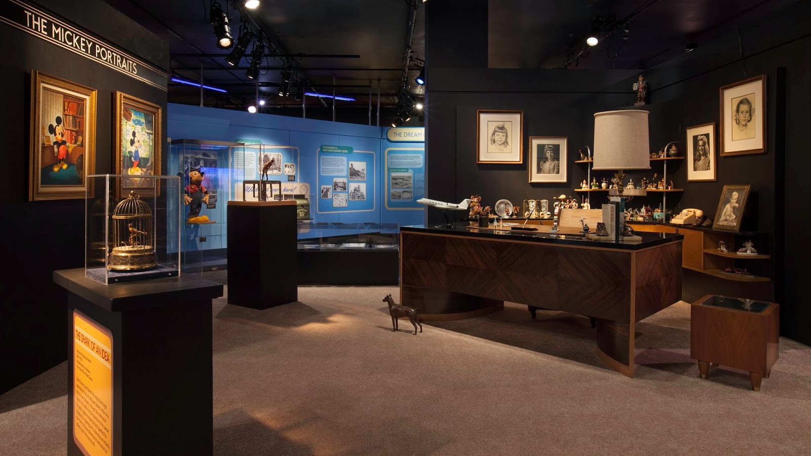 Treasures Of The Walt Disney Archives Opens At The Museum Of Science
