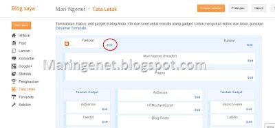 Cara Mudah Mengganti Icon Blogspot Pada Address Bar