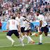 Goles - Inglaterra 6-1 Panamá