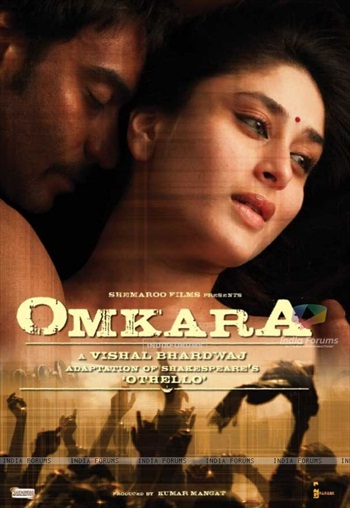 Omkara 2006 Hindi 720p HDRip 1.1GB
