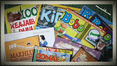 4 Jenis Buku Wajib Baca. Buku Anak dan Remaja. Books and Magazines.