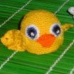 patron gratis pollo amigurumi | free amigurumi pattern chicken
