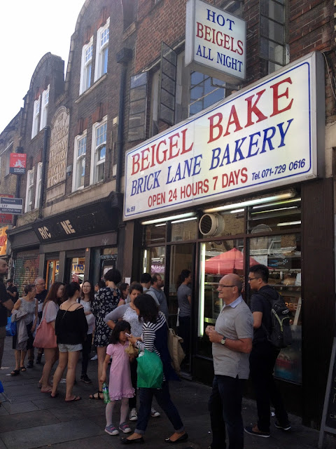 Beigel Bake London