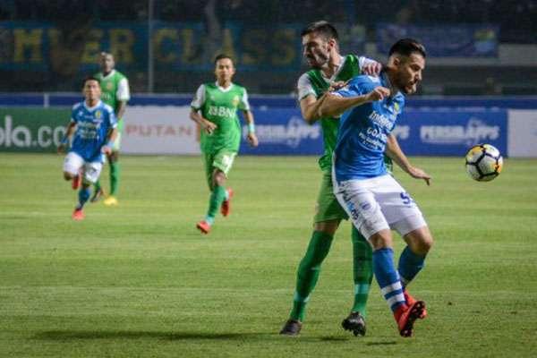 Video Cuplikan Gol Persib 0-1 Bhayangkara FC | Pekan 12 Gojek Liga 1 2018