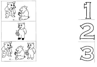 """Notícias Ponto Com : Projeto """"Os Três porquinhos"""" - 2"""