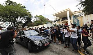 Malaysia Cancels N.Korea Visa-Free Deal After Kim Murder