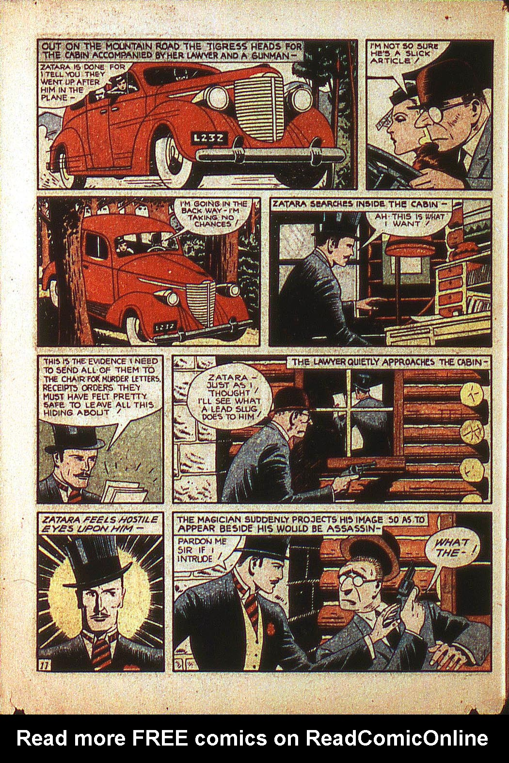 Read online Action Comics (1938) comic -  Issue #3 - 64