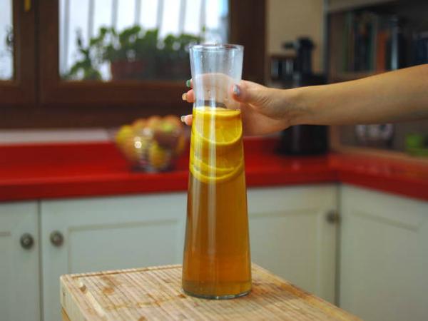 5 recetas de zumos detox para adelgazar - Agua de berenjena para adelgazar