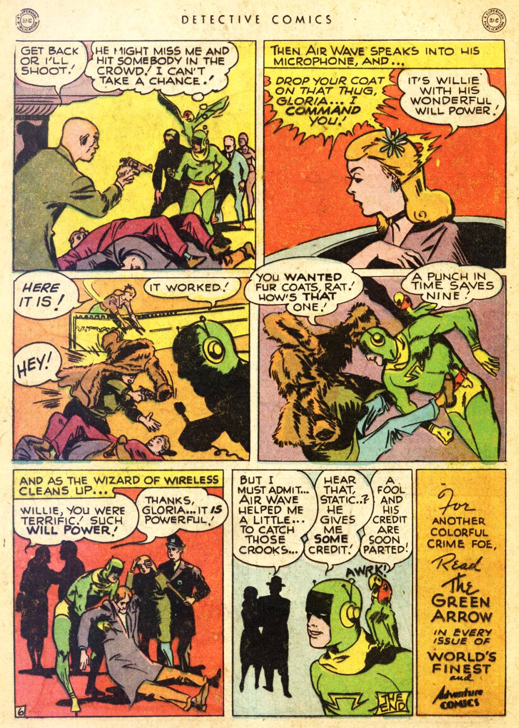 Read online Detective Comics (1937) comic -  Issue #126 - 30