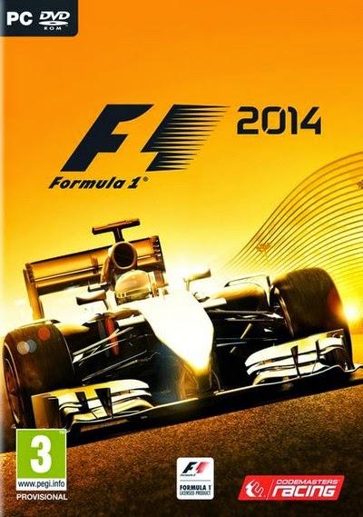 لعبة السباق الاكثر شهره فى العالم F1 2014 النسخة الكاملة للكمبيوتر مجاناً