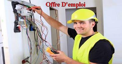 Technicien en electricitÉ À rabat emplois stages au maroc