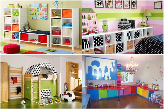 Awesome Kids Bedroom Storage Ideas