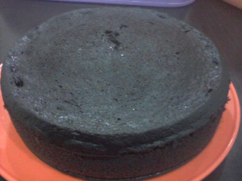Resipi Kek Coklat Moist Kukus yang Sedap dan Lembut