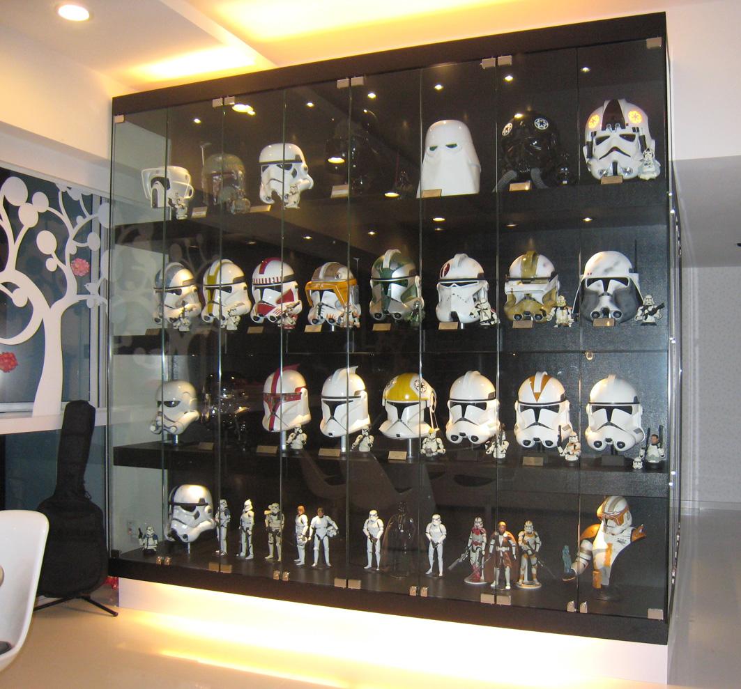 Stormtrooper: Interior Design