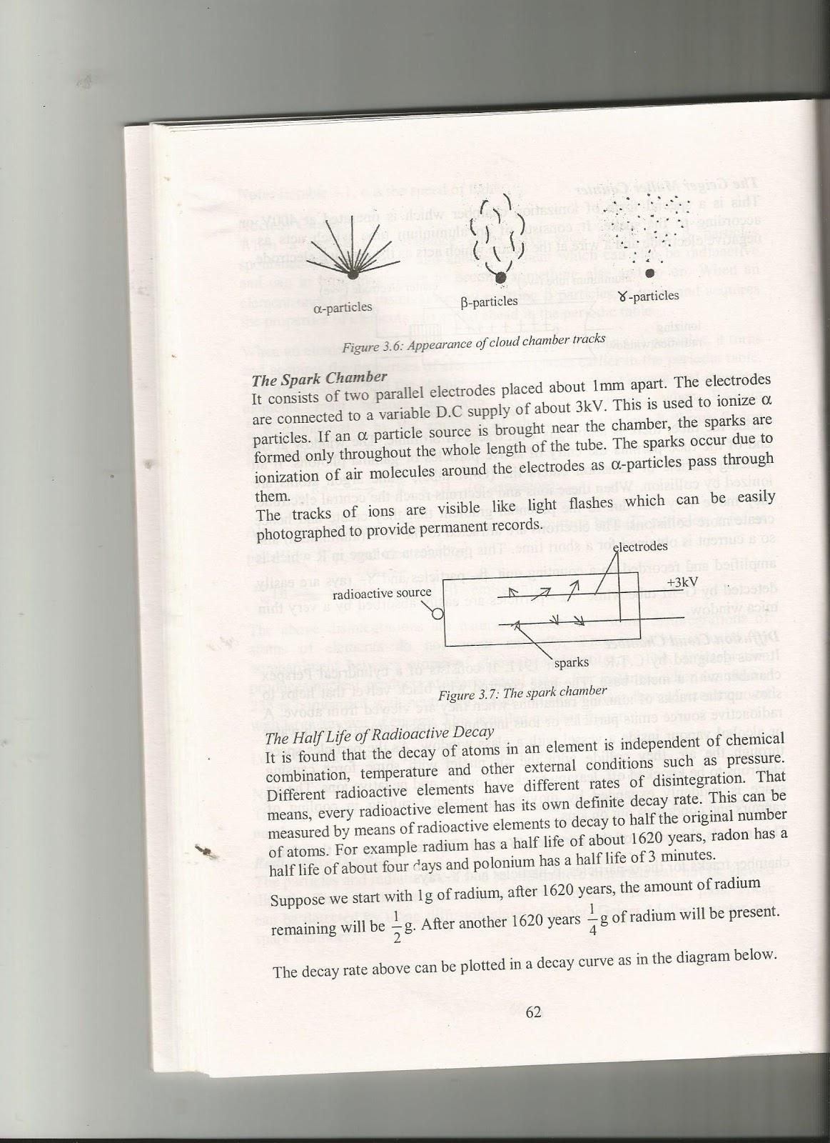 SCIENCE STUDIES BLOG: RADIOACTIVITY --- PHYSICS FORM FOUR