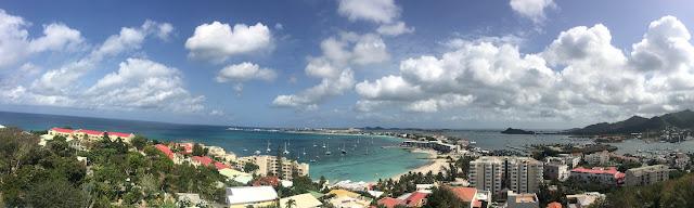St. Maarten - St.Martin view