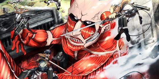 L'Attaque des Titans Saison 2, Actu Japanime, Japanime,