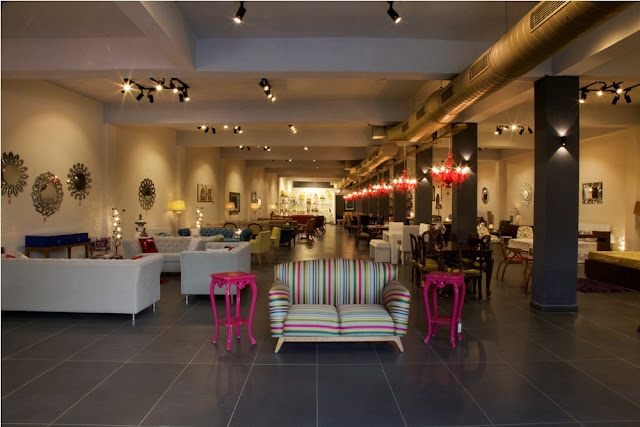 Offbeat Furnishing Brand Casa Colour Launches Its 1st Retail Store