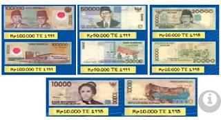 Mulai 31 Desember 2018, Pecahan Uang Kertas Ini Tidak Bisa Ditukar